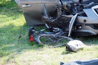 Biciklibaleset (Array)