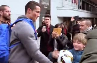 Cristiano Ronaldo (Array)