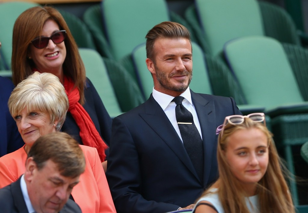 David Beckham (Array)