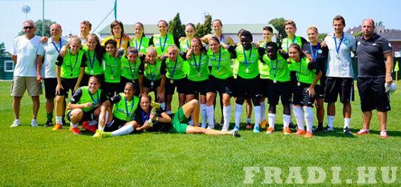 Ferencváros női csapat (Array)