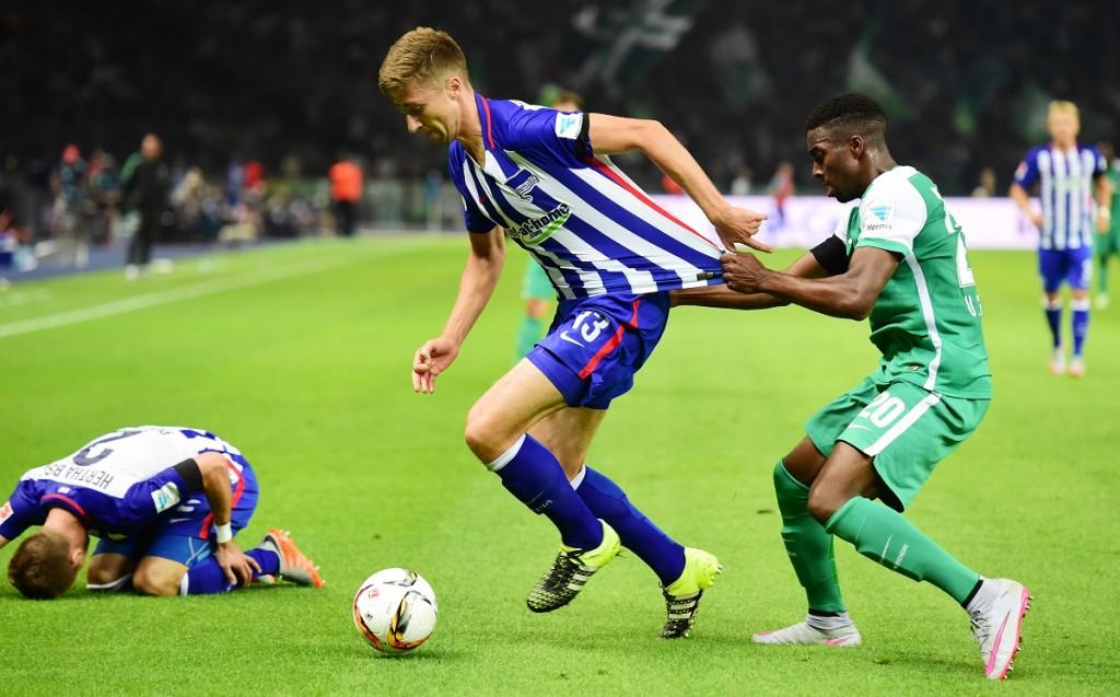 Hertha BSC - Werder Bremen (Array)
