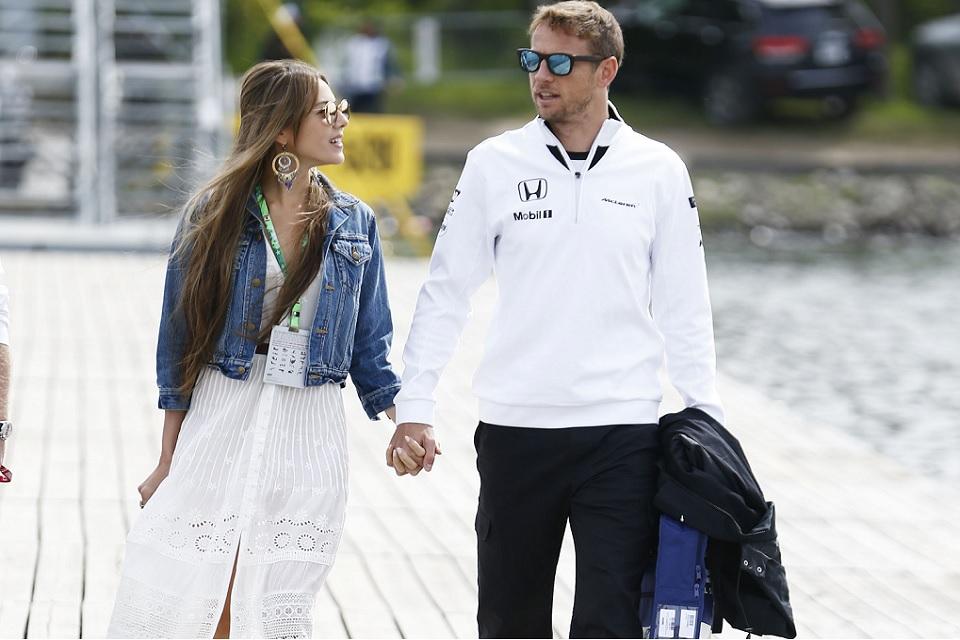 Jenson Button (Array)
