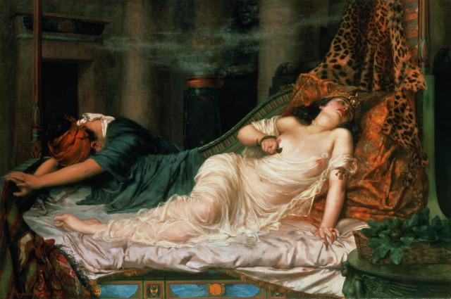 Kleopátra (Array)