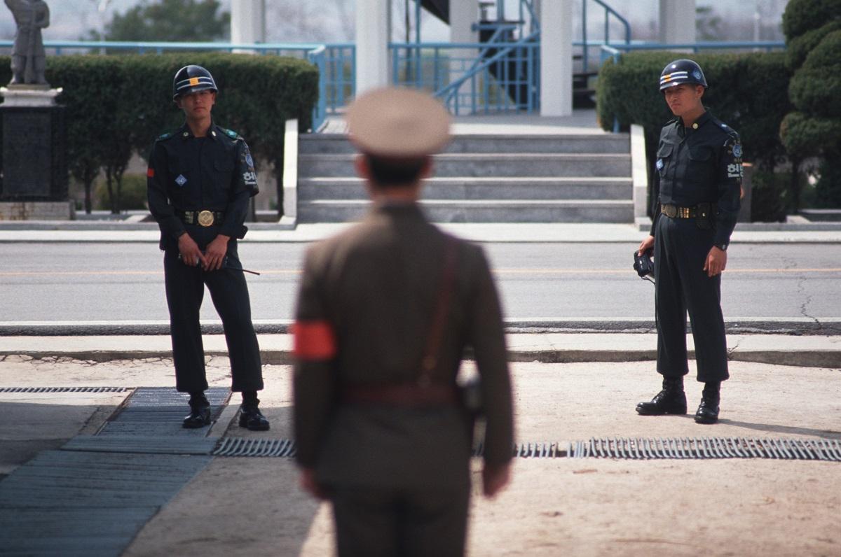 Korea DMZ (Array)