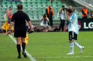 Lionel Messi (Array)
