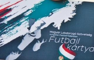 MLSZ futballkártya (Array)