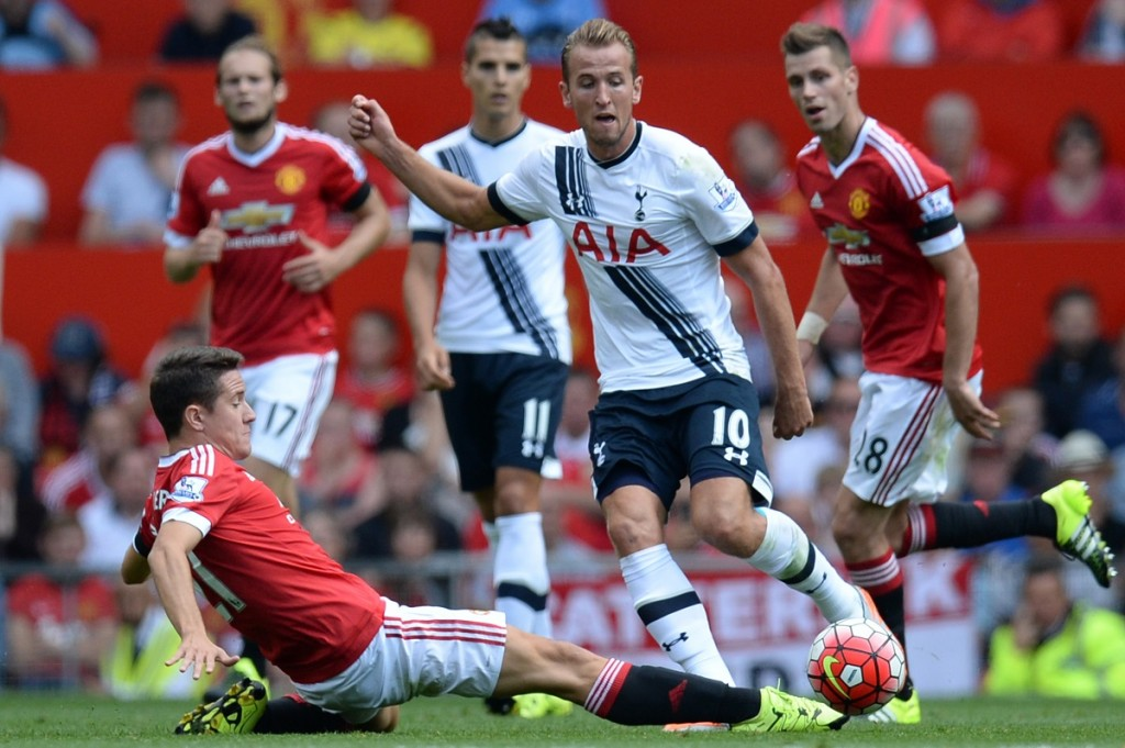 Manchester United - Tottenham Hotspur (Array)
