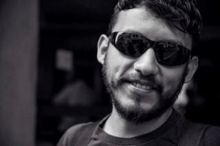 Mexikói fotóriporter (Array)