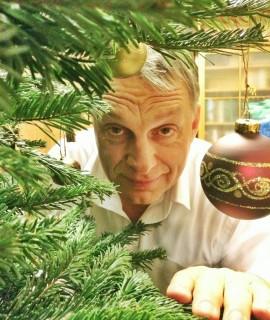 Orbán Viktor karácsonyi üdvözlete (Array)