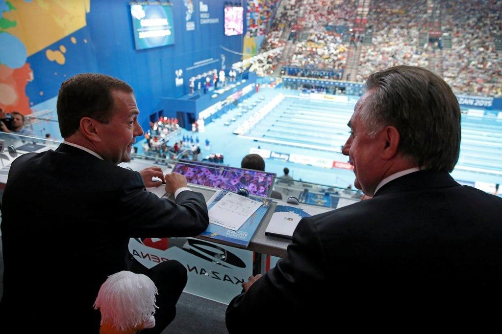 Orbán és Medvegyev (Array)
