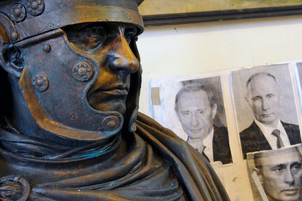 Putyin szobor (Array)