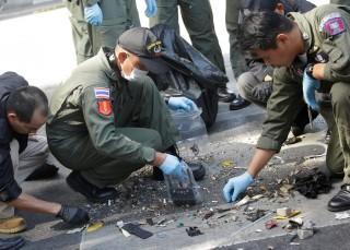 Robbantás Bangkokban (Array)