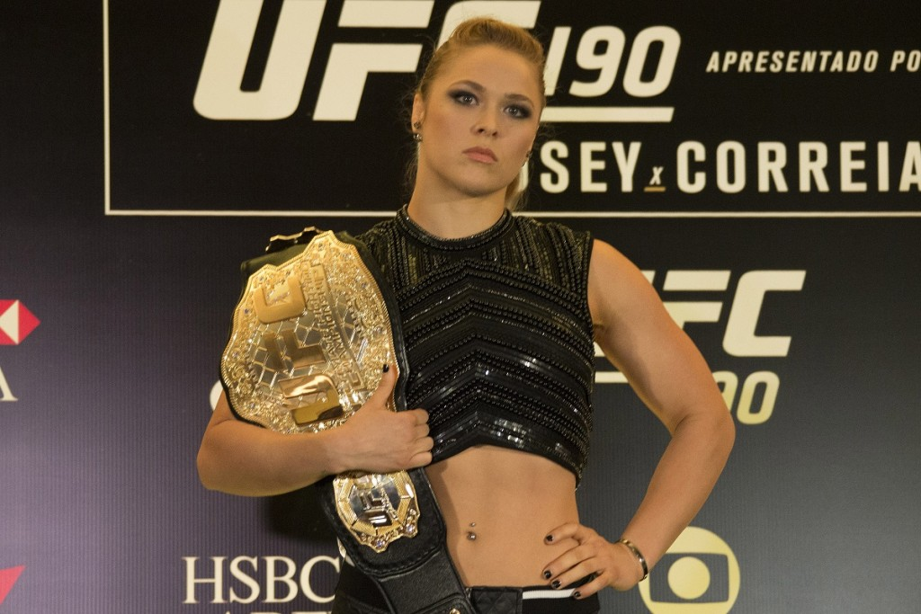 Ronda Rousey (Array)
