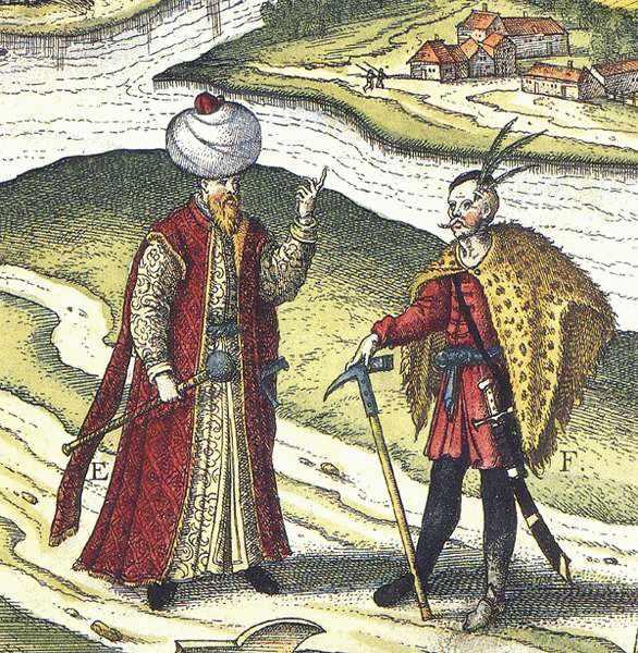 Török és magyar (Array)