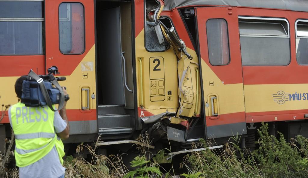 Vonatbaleset Nógrádban (Array)