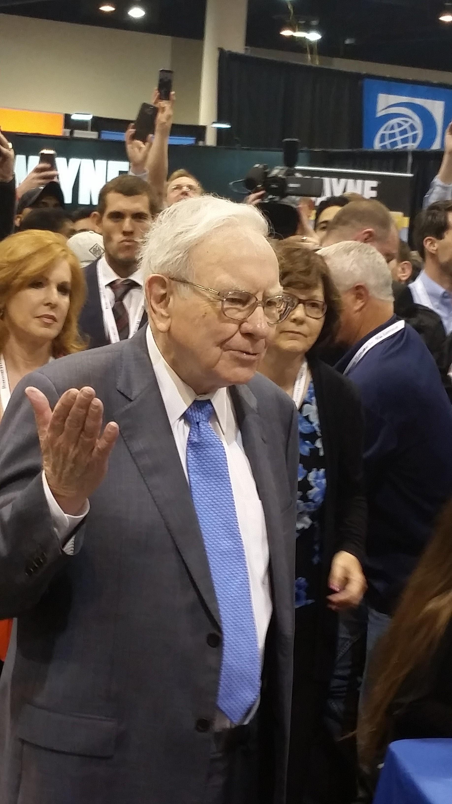 Warren Buffett (Array)
