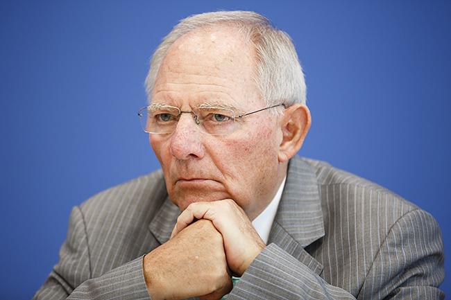 Wolfgang Schauble (Array)