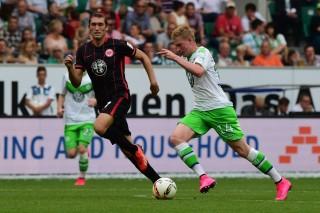 Wolfsburg - Eintracht Frankfurt (Array)
