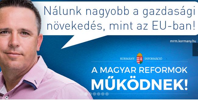 a magyar reformok működnek  (Array)
