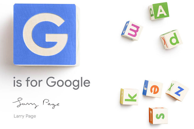 alphabet-google (Array)