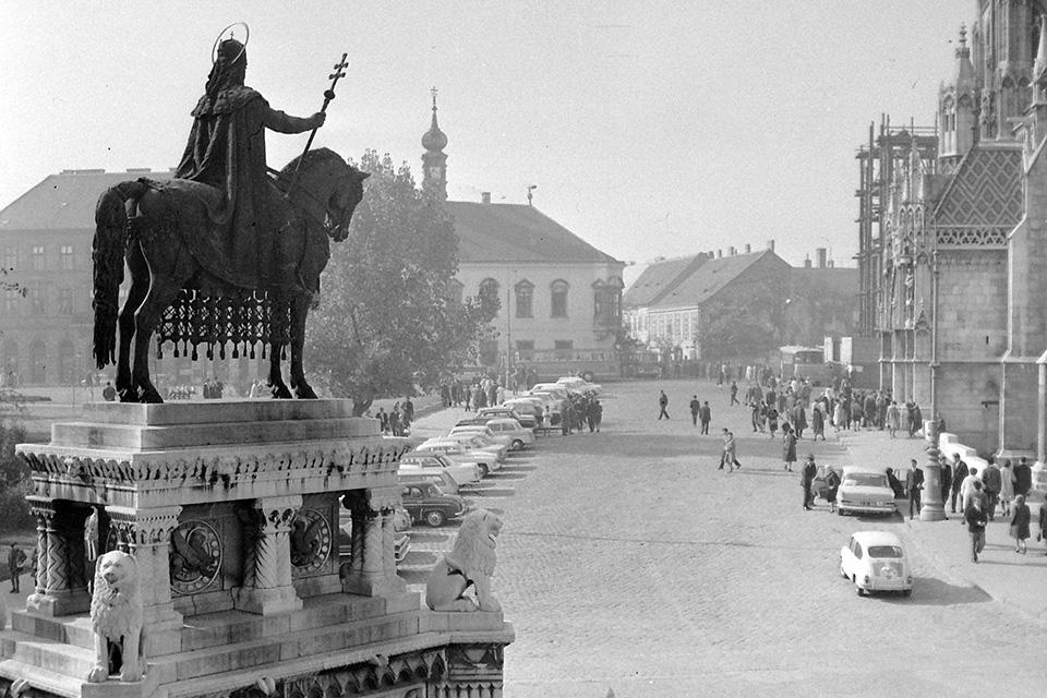 augusztus huszadika, Szent IStván szobor (Array)
