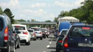 autópálya - dugó (Array)