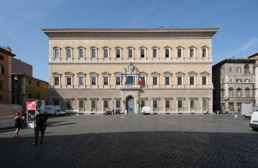 franciaország római követsége (Array)