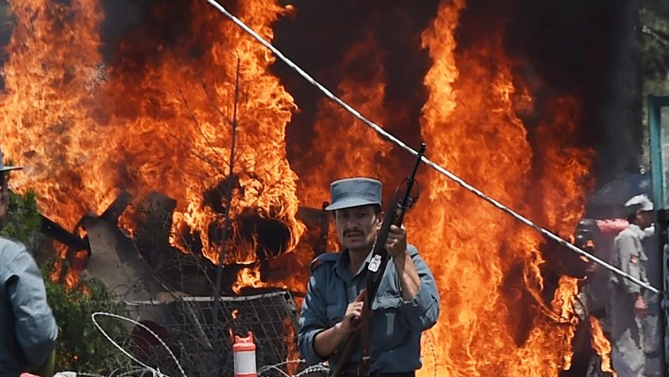 kabuli robbantás (Array)