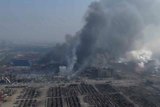 kínai robbanás (Array)