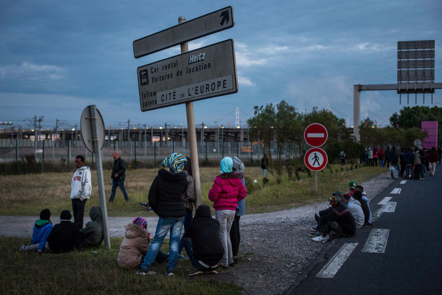 menekültek calais4 (Array)