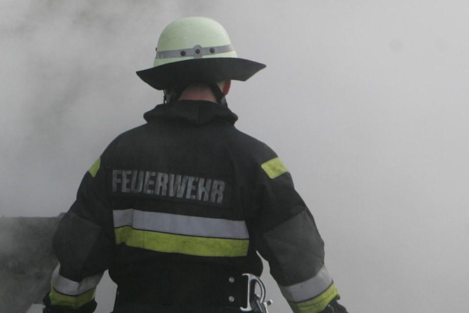 német tűzoltó (Array)