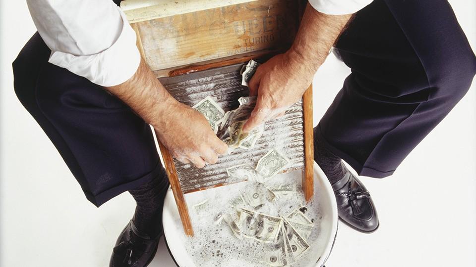 pénzmosás, pénzmosoda (Array)