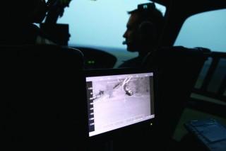 rendőrségi helikopter (Array)