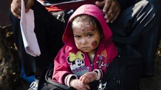 szír kisfiú (Array)