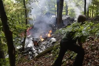 szlovák repülőszerencsétlenség (Array)