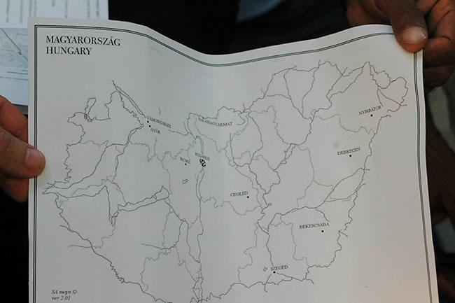 térkép (Array)