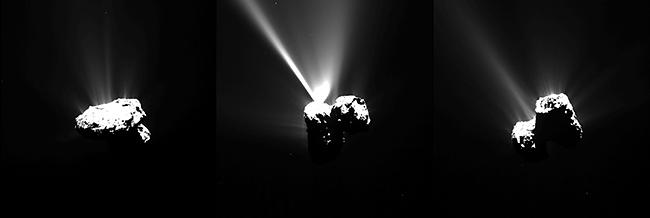 üstökös (Array)