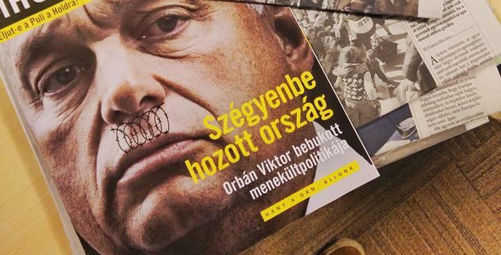 Lenácizta és leelmebetegezte Orbánt a Magyar Narancs  50e533262d