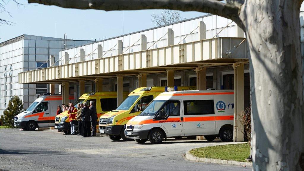 Új mentésirányítási központot adtak át Szolnokon