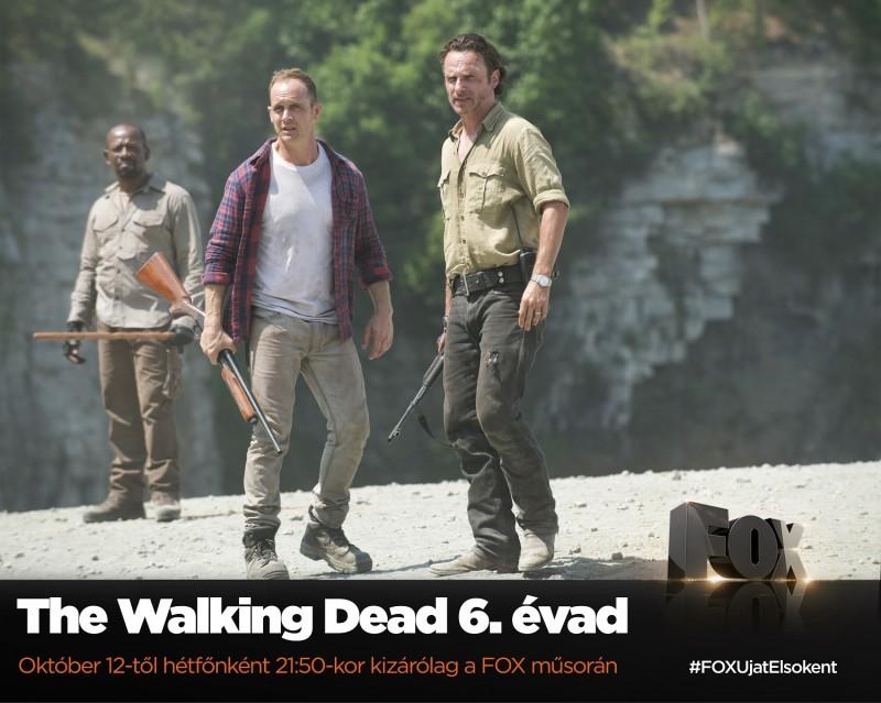 Norman Reedus as Daryl Dixon - The Walking Dead _ Season 5, Episode 10 - Photo Credit: Gene Page/AMC