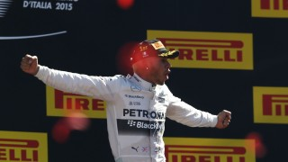 Motorsports: FIA Formula One World Championship 2015, Grand Prix of Italy,  #44 Lewis Hamilton (GBR, Mercedes AMG Petronas Formula One Team),