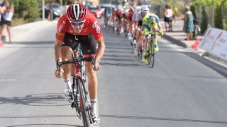 HANSEN Adam (AUS) during the UCI World Tour, 70th Tour of Spain, Vuelta 2015, Stage 8, Puebla de Don Fadrique - Murcia (182,5Km) on August 29, 2015. Photo Tim de Waele / DPPI