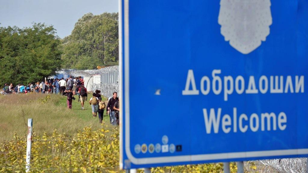 Illegális bevándorlás - Horgos-Röszke