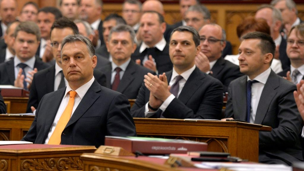 OGY2014 - Az Országgyűlés alakuló ülése