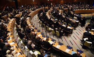 ENSZ-közgyűlés