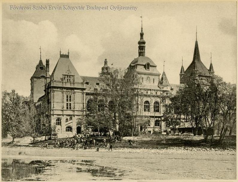 A reneszánsz épület