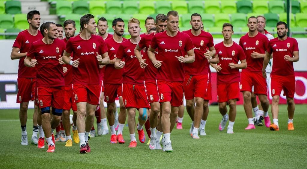 német magyar focimeccs