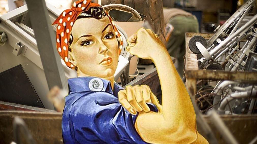 fújjon munkát nők által
