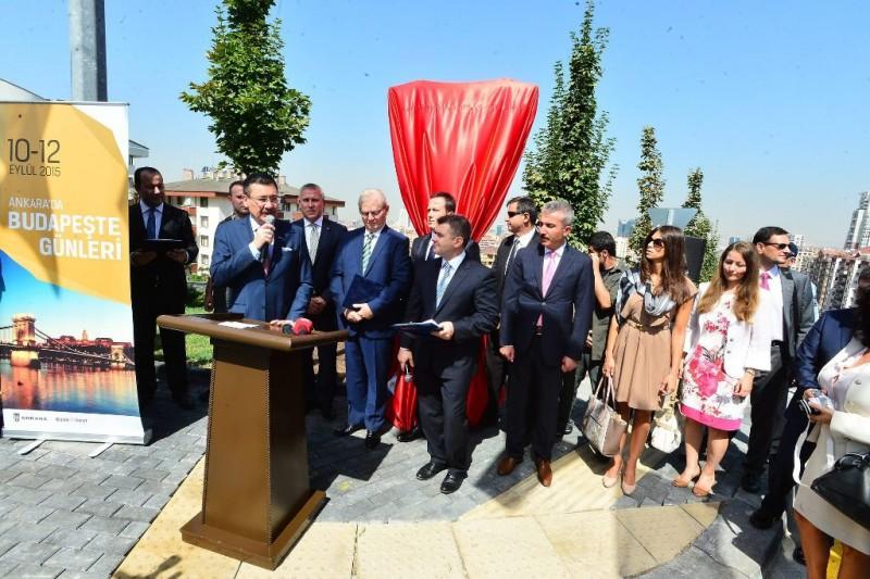 Budapestről neveztek el utcát a török fővárosban