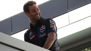 Motorsports: FIA Formula One World Championship 2015, Grand Prix of Russia,  #3 Daniel Ricciardo (AUS, Infiniti Red Bull Racing),